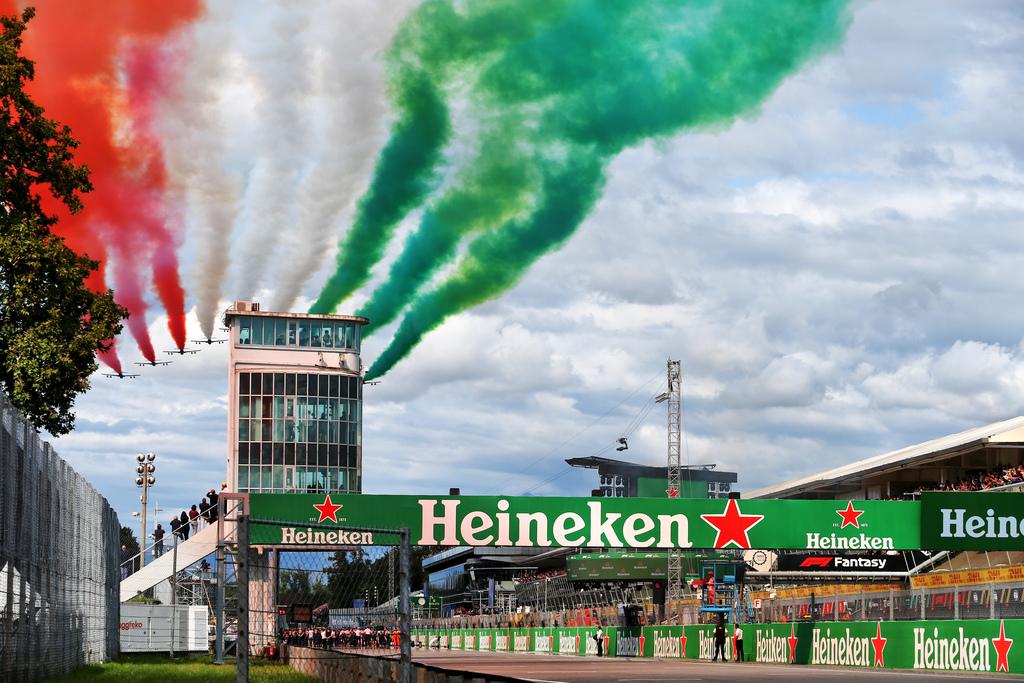 Al GP di Monza di F1 iniziativa di solidarietà Face For Fan