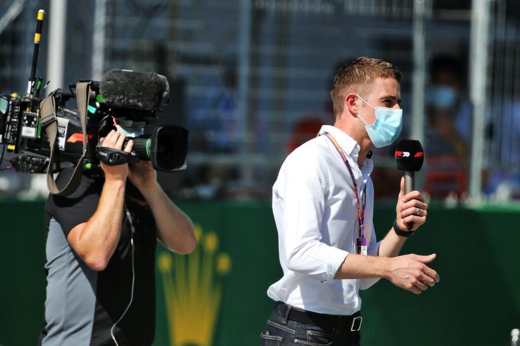F1   McLaren, Paul Di Resta terzo pilota a Silverstone