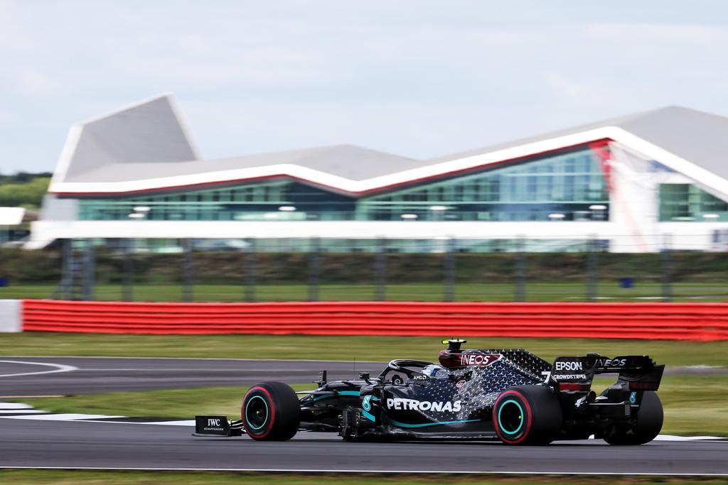F1 | GP di Silverstone, PL3: Mercedes al top, bene la Red Bull