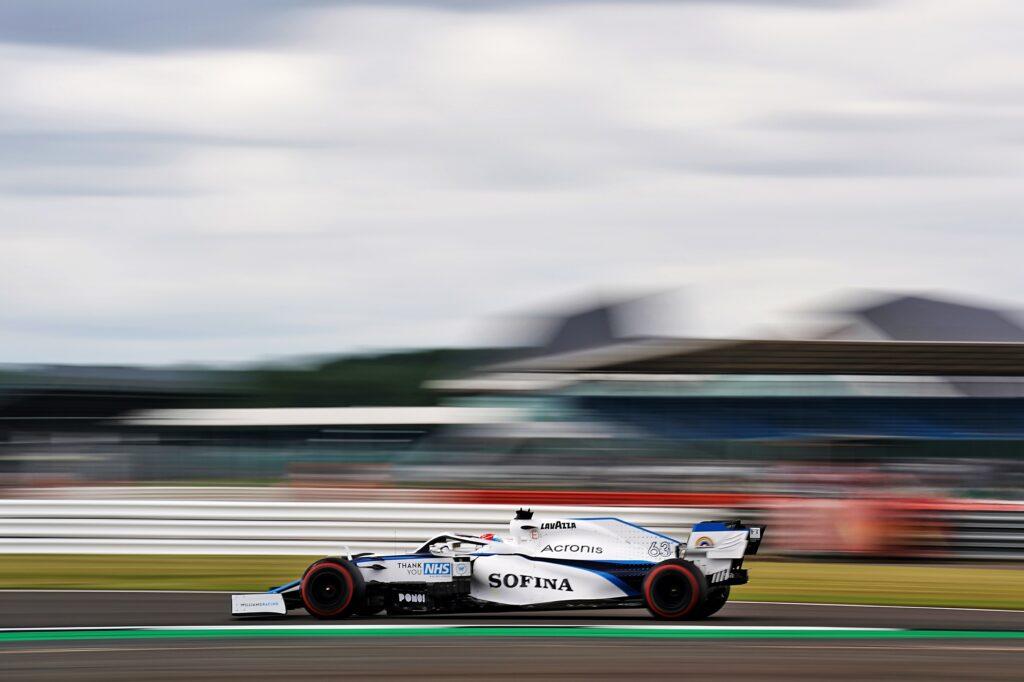 F1 | Williams, cinque posizioni di penalità in griglia per Russell a Silverstone
