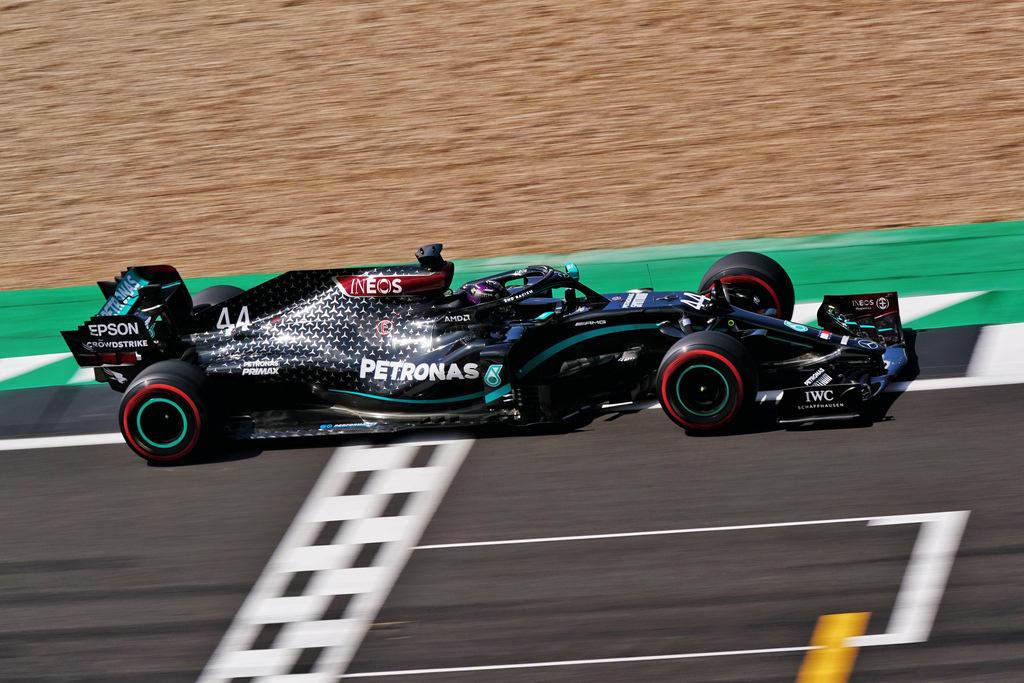 F1 | GP di Silverstone: 91 esima pole in carriera per Hamilton