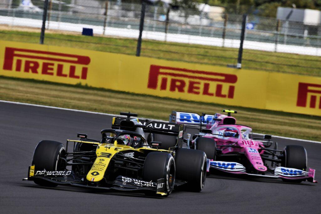 F1 | GP Gran Bretagna, la Renault presenta reclamo contro la Racing Point