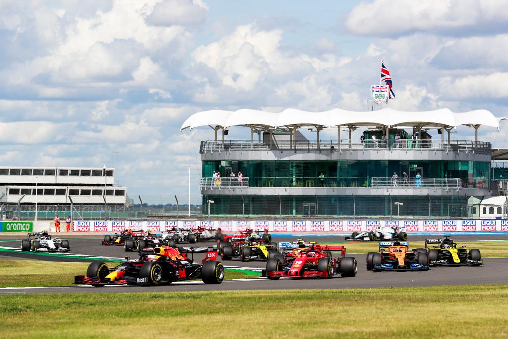 F1 | Gran Premio del 70 esimo Anniversario: anteprima e orari del weekend