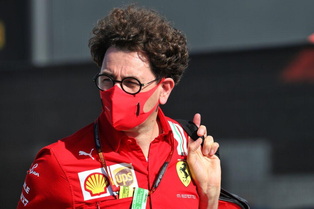 """F1   Ferrari, Binotto: """"Dobbiamo mettere Sebastian nelle migliori condizioni possibili"""""""
