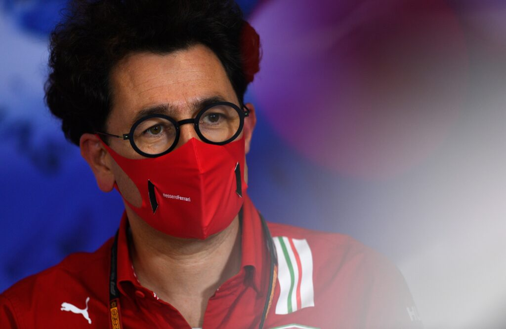 "F1 | Binotto tuona sul caso Racing Point: ""C'è chi copia e chi si fa copiare"""