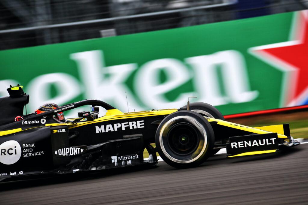 """F1   Renault, Esteban Ocon: """"Speriamo di essere altrettanto veloci domani"""""""