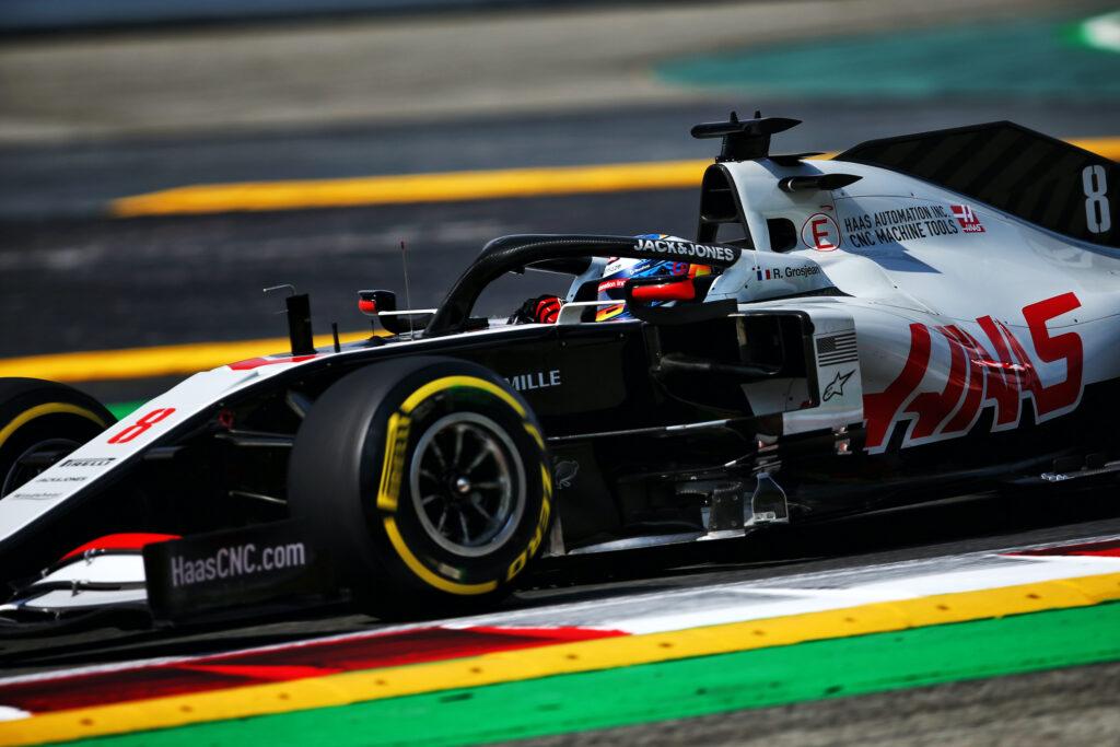 """F1   Haas, incredibile Grosjean, quinto nelle FP2: """"Non so spiegare questi tempi, ma spero che la classifica non cambi in qualifica"""""""