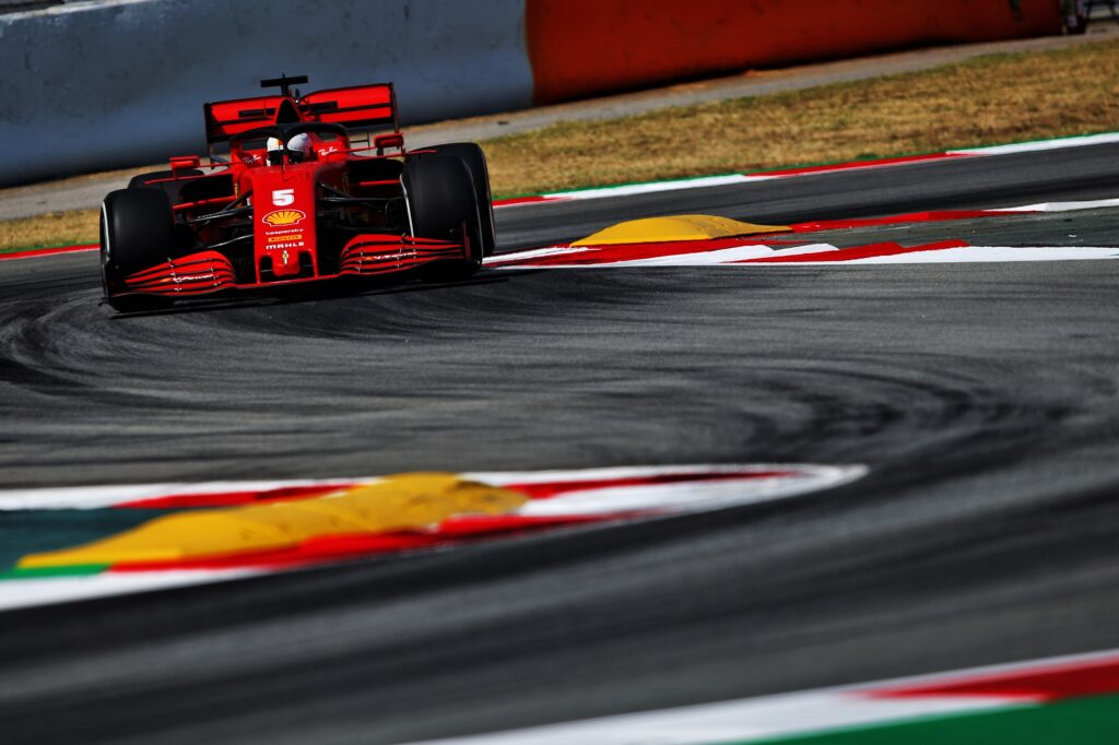 F1 GP Spagna, Hamilton domina: