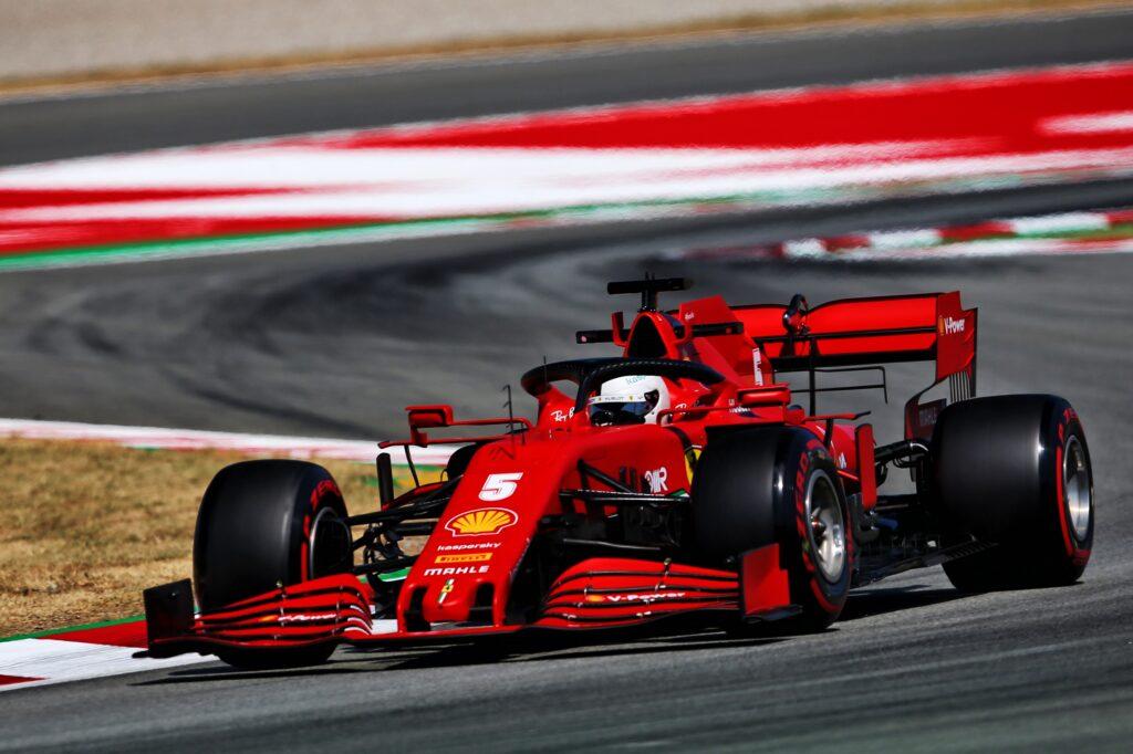 F1 | Pagelle GP Spagna: Vettel mette una pezza al disastro Ferrari. Bene le Racing Point