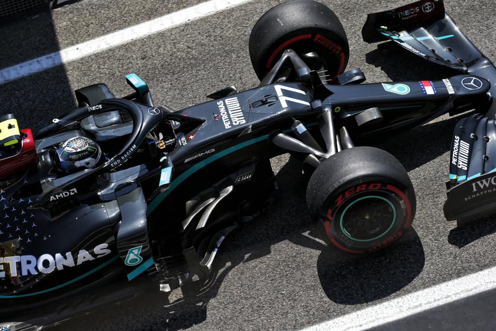 F1 | GP di Spagna, PL3: Hamilton comanda il turno