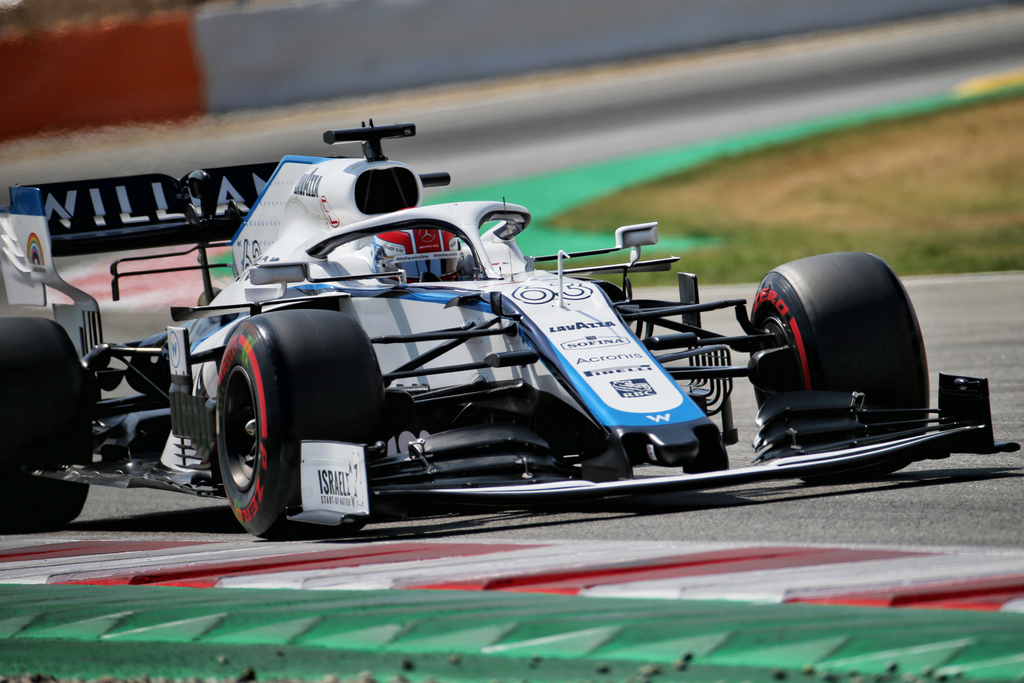 "F1 | Williams, Russell: ""Con le temperature calde fatichiamo con le gomme"""