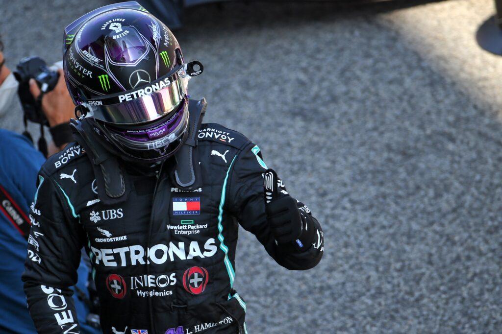 F1, GP di Spagna 2020: la gara vista dalla pista a Barcellona