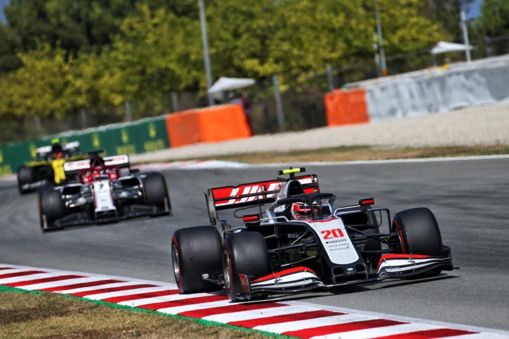 """F1   Haas, Kevin Magnussen: """"Gara tutto sommato buona, a parte il risultato"""""""
