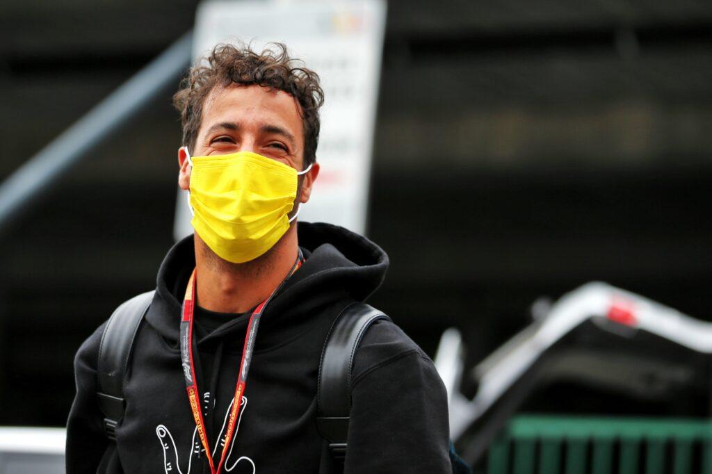 """F1   Renault, Ricciardo: """"Spa è uno dei gioielli della corona della Formula 1"""""""