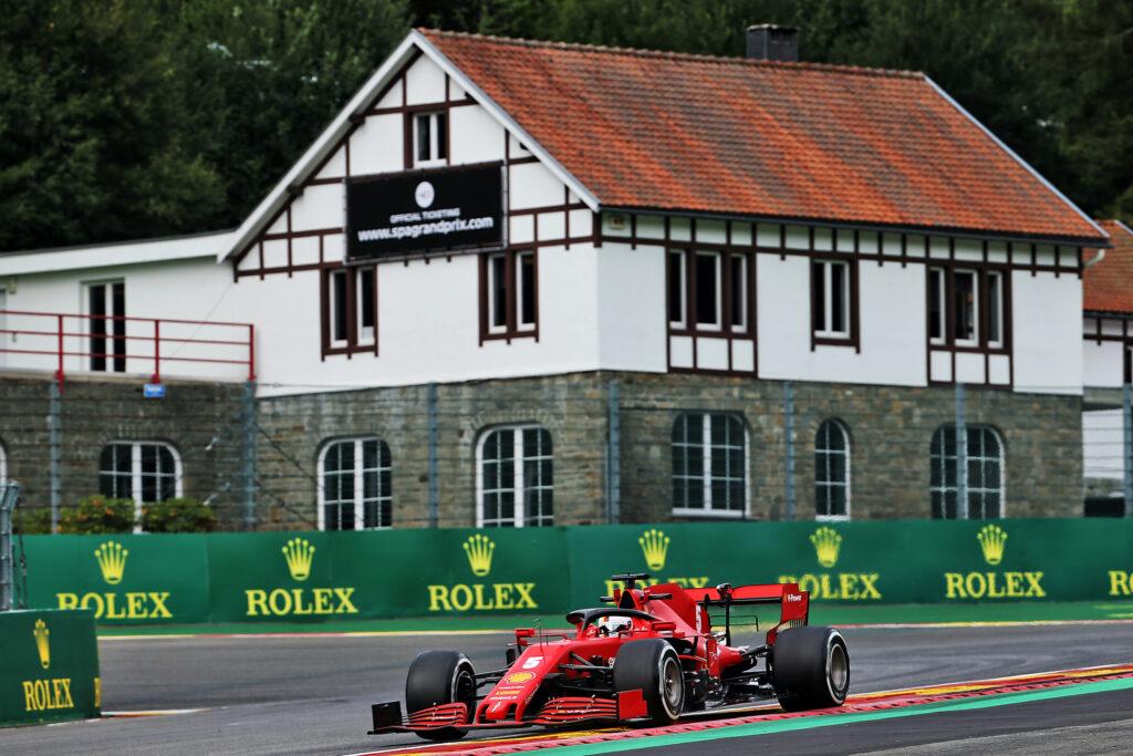 """F1   Ferrari, Sebastian Vettel: """"Vettura poco stabile e difficile da guidare"""""""