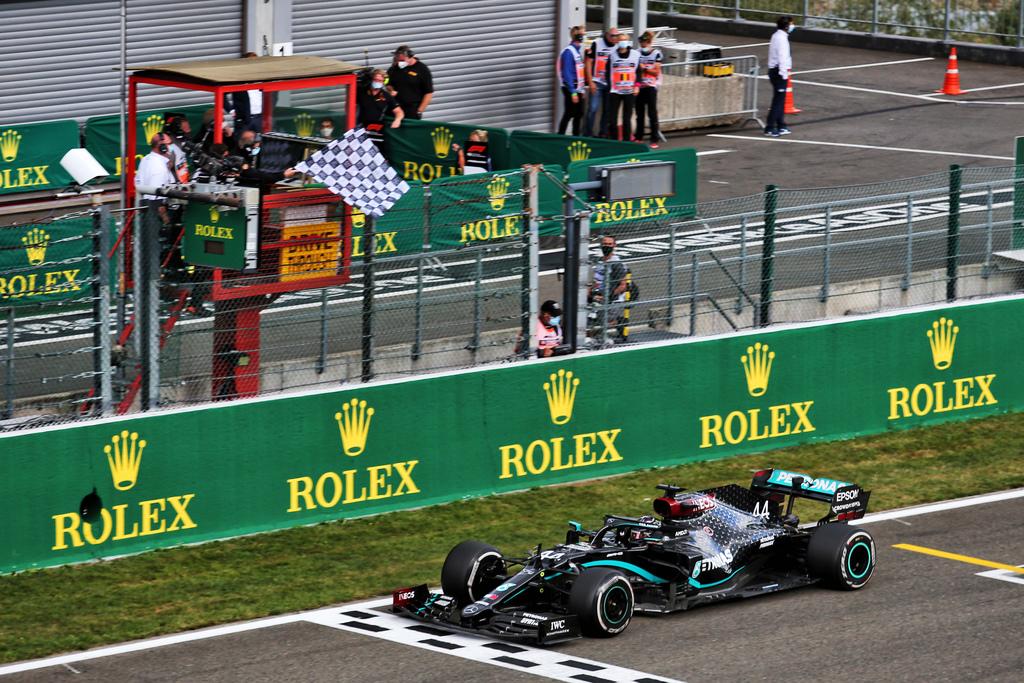 F1   GP Belgio: vittoria di Hamilton! Bottas e Verstappen sul podio