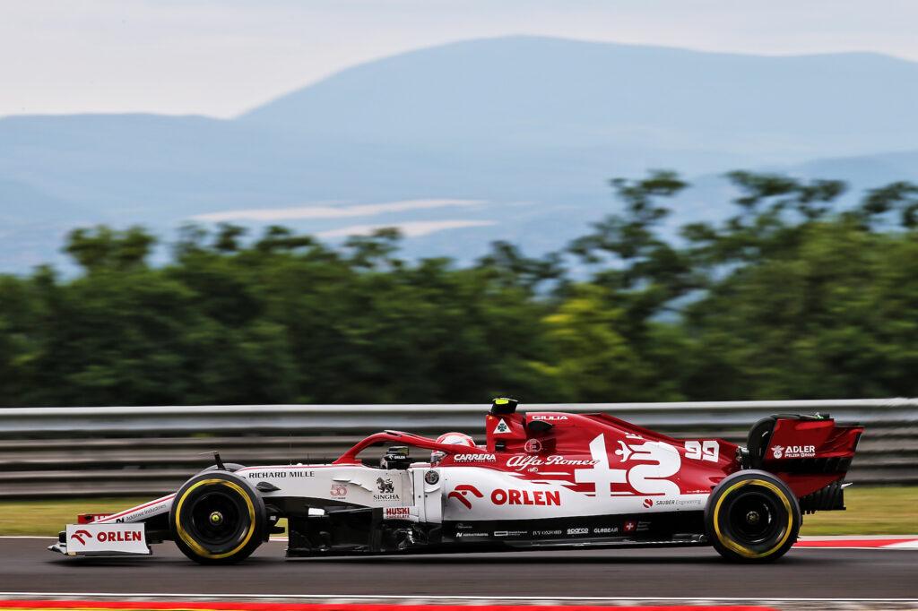 F1 | Kubica in pista nelle FP1 del secondo round di Silverstone