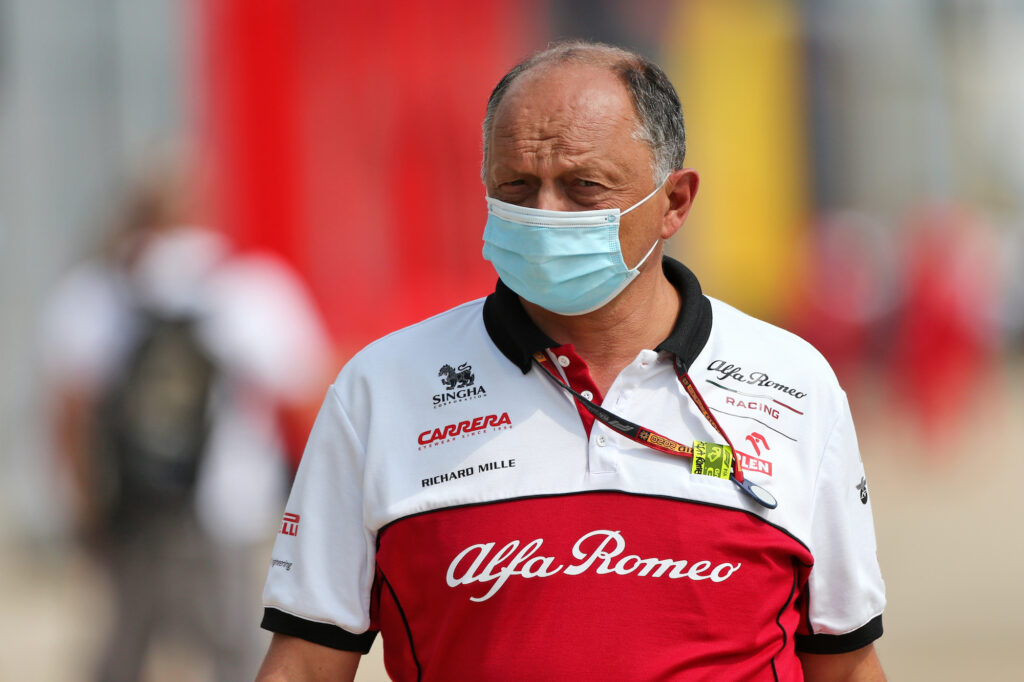 F1 | Alfa Romeo, le valutazioni di Vasseur al termine del week-end di Barcellona