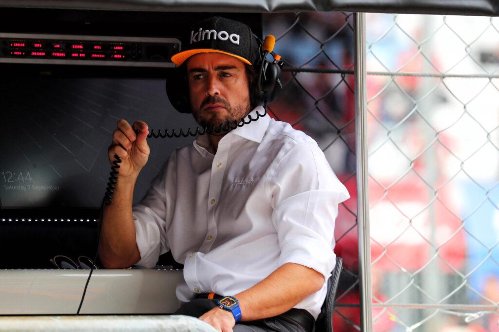 """F1   Seidl: """"Alonso non sarà il pilota di riserva della McLaren"""""""