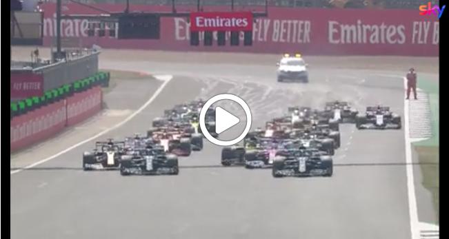 Formula 1 | GP 70° Anniversario, gli highlights della gara di Silverstone [VIDEO]