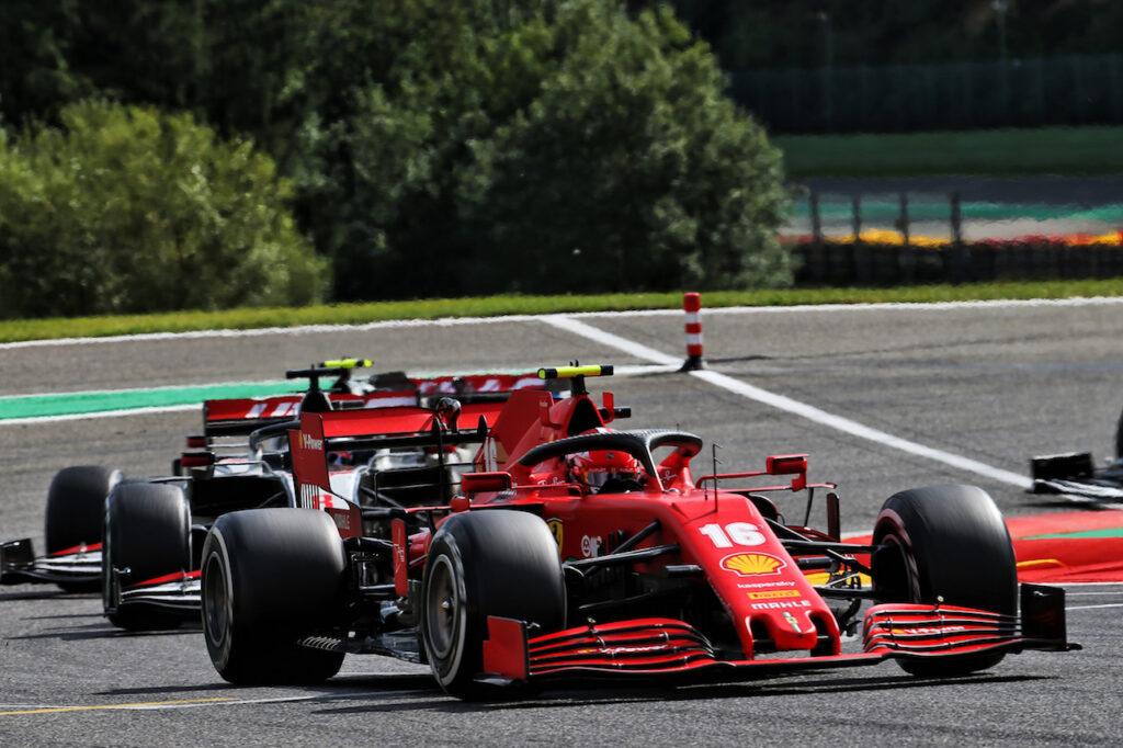 F1 | Ferrari, la domenica più difficile