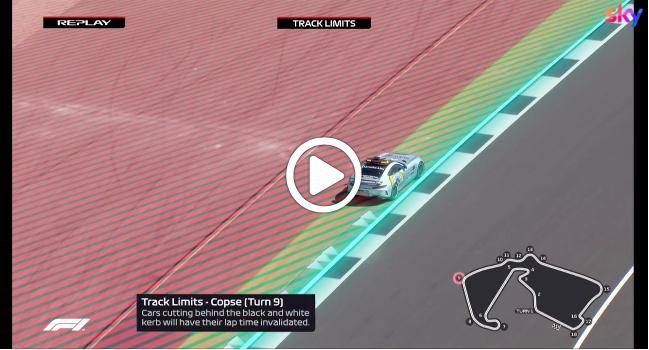 F1 | Silverstone, attenzione ai track limits in curva 9 e 15 [VIDEO]