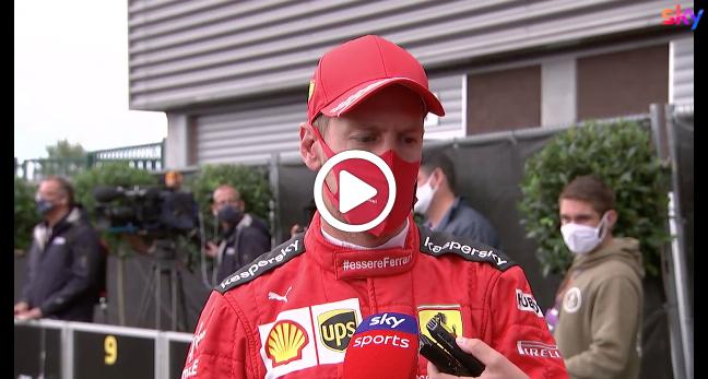 """Formula 1   Vettel realista: """"Il potenziale della macchina è questo"""" [VIDEO]"""