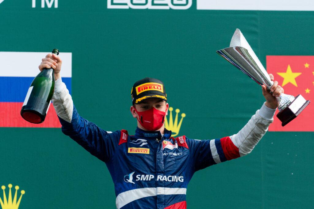 F2 | Shwartzman e Schumacher firmano la doppietta Prema a Spa
