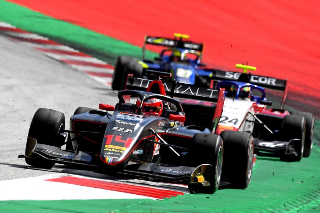 F3 | FDA, Fittipaldi alla scoperta di Spa-Francorchamps