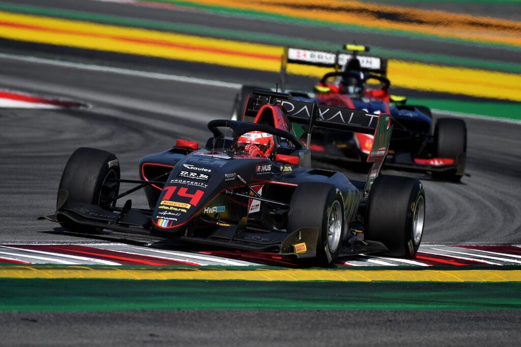 Formula 3 | FDA: miglior risultato stagionale per Fittipaldi in Spagna