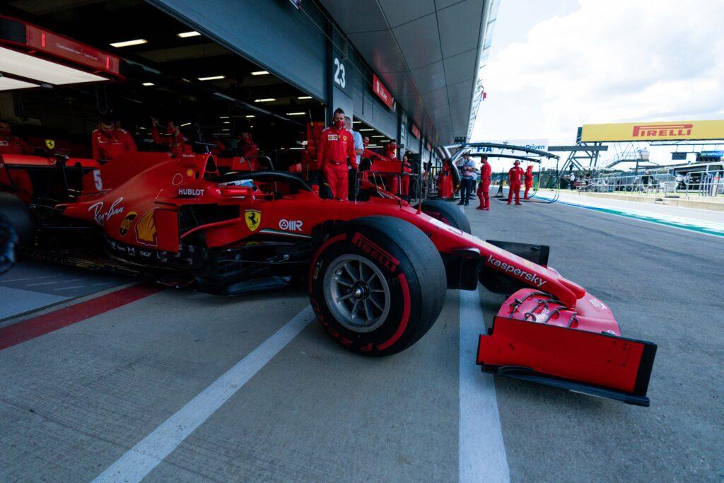 Formula 1 | 70° Anniversario, Ferrari pronta per il secondo round di Silverstone