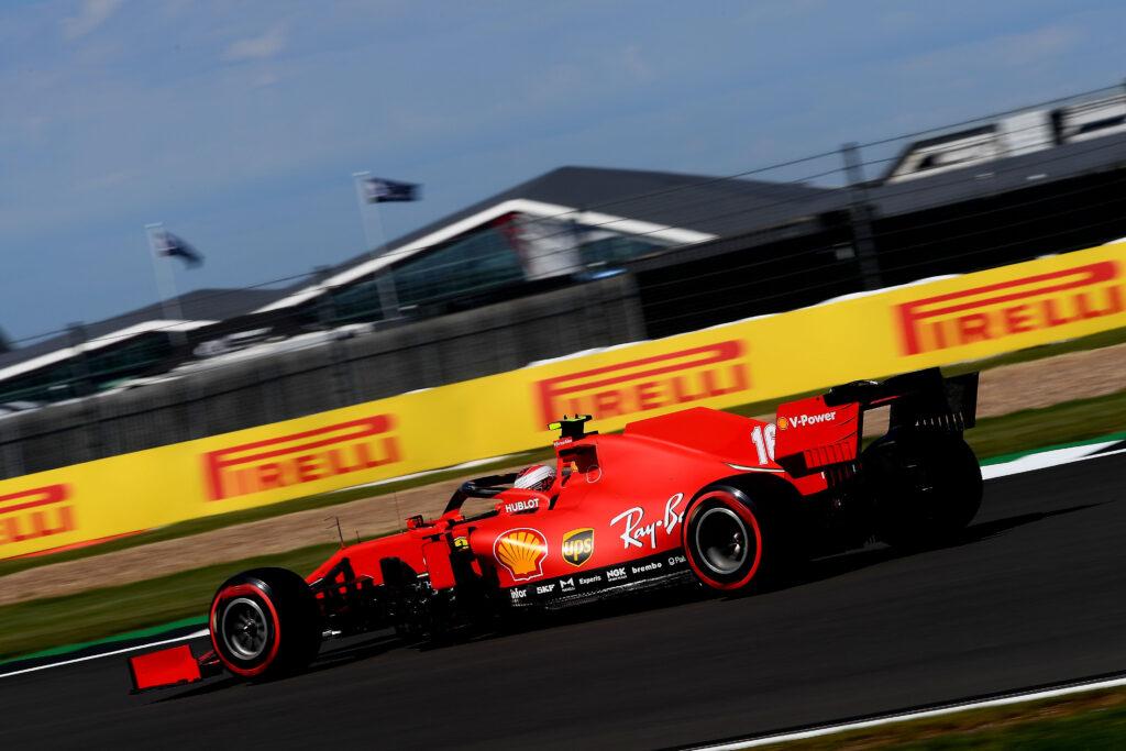F1 | Ferrari in ombra dopo le prime libere del 70° Anniversario