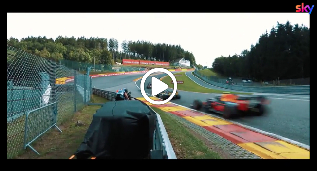 "F1 | GP Belgio, il ""best of"" della gara di Spa [VIDEO]"
