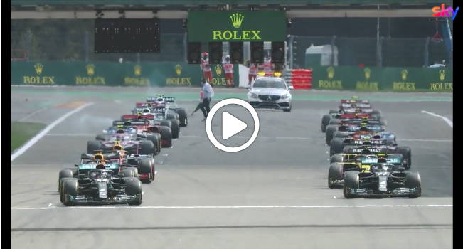 F1 | GP Belgio, gli highlights della gara di Spa [VIDEO]