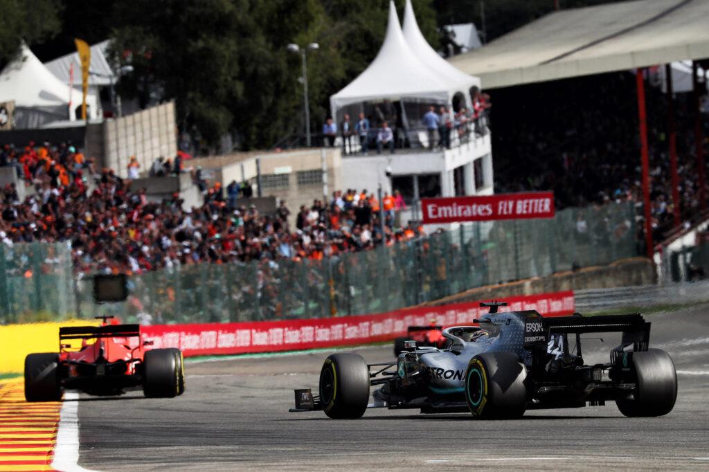 F1 | GP Belgio, gli orari su Sky Sport F1 HD