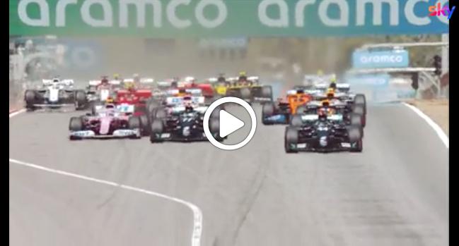 Formula 1 | GP Spagna, gli highlights della gara di Barcellona [VIDEO]