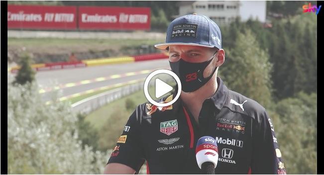 "F1 | Verstappen insegue le Mercedes: ""Batterle? Non mollo"" [VIDEO]"