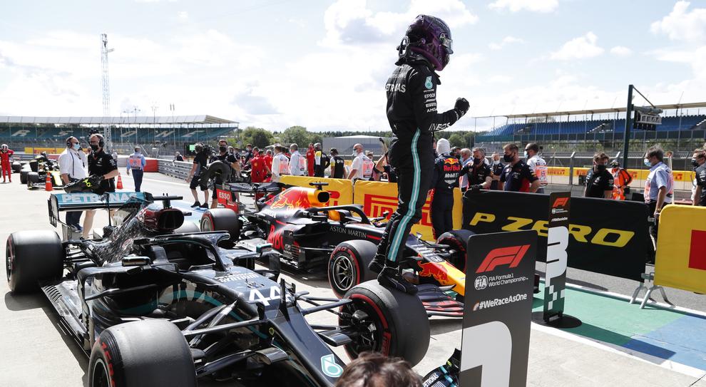 F1 | GP Gran Bretagna, la griglia di partenza