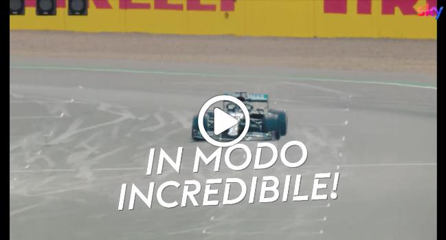F1   GP Gran Bretagna, Hamilton al fotofinish: i momenti salienti della gara di Silverstone [VIDEO]
