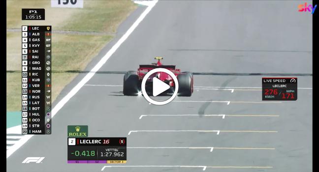 Formula 1 | GP 70° Anniversario, gli highlights delle libere a Silverstone [VIDEO]
