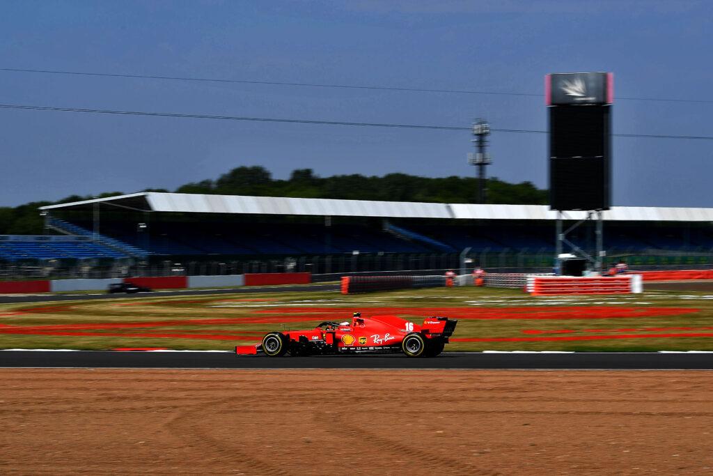 F1 | GP 70° Anniversario, Leclerc quarto a Silverstone