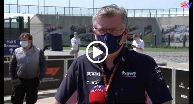 F1   Perez positivo al Coronavirus, gli aggiornamenti dalla Racing Point [VIDEO]