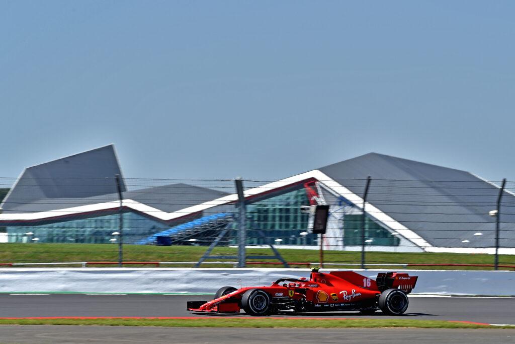 F1 | Libere a due facce per la Ferrari a Silverstone