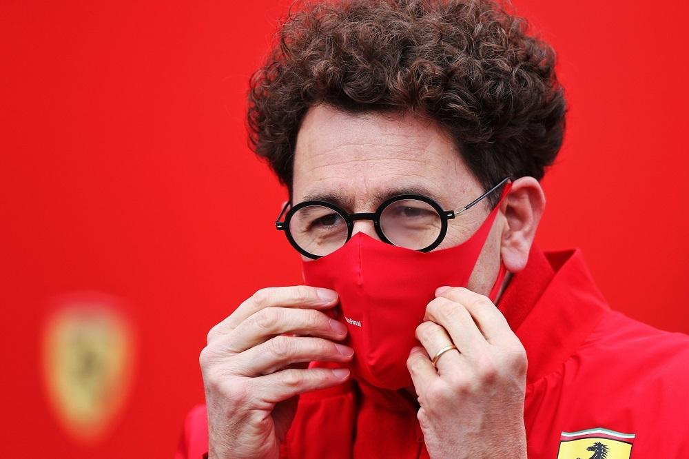 """F1   Penalità Hamilton a Sochi, Binotto dalla parte dei commissari: """"Alle volte bisogna essere duri"""""""