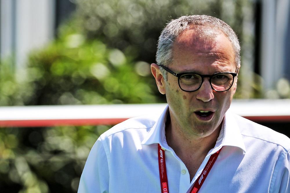 F1   Stefano Domenicali nuovo CEO del Circus?