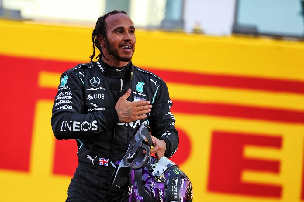 F1 | Time, Hamilton tra i 100 personaggi più influenti del 2020