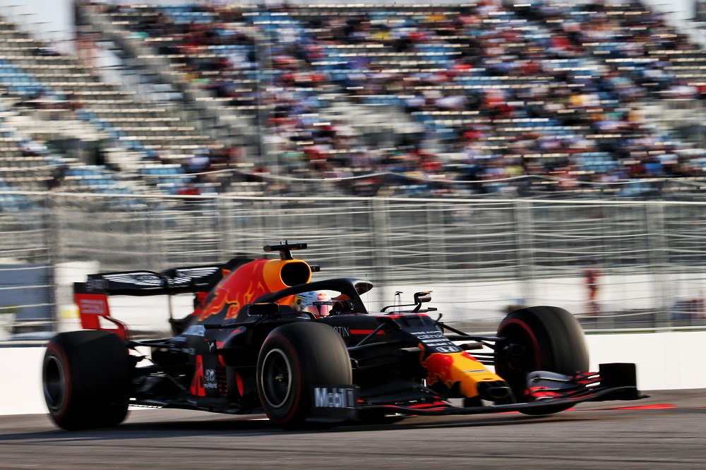F1 | Venerdì di studio per la Red Bull