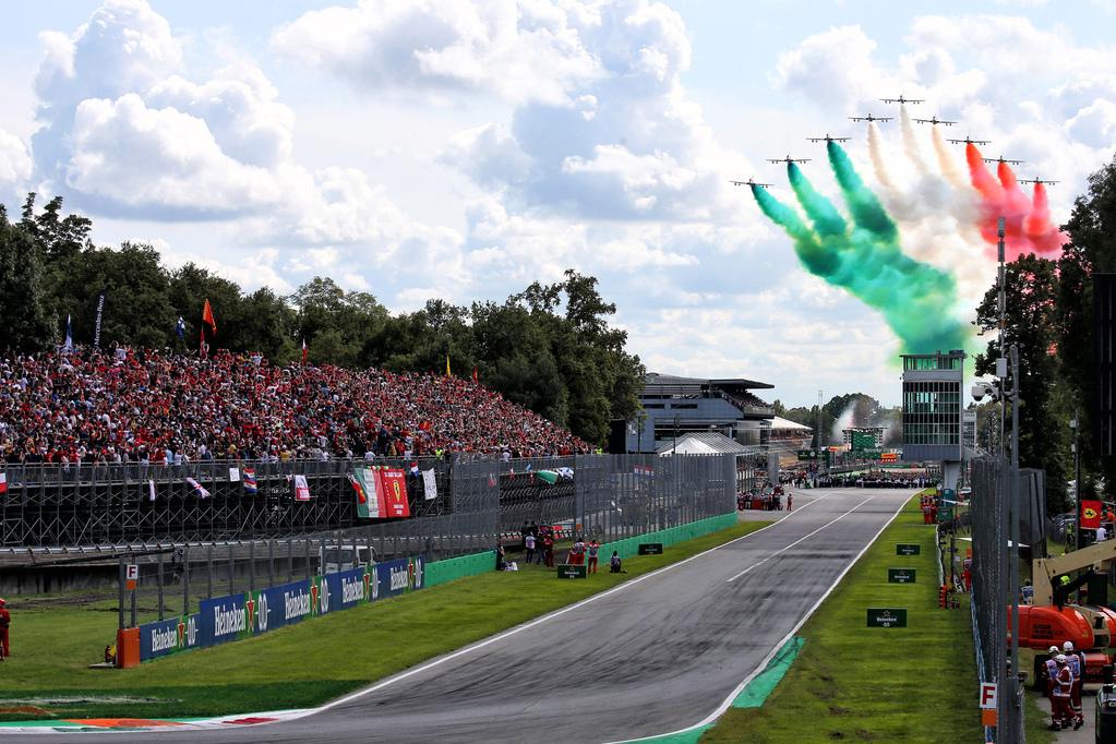 F1 | Gran Premio di Monza: anteprima e orari del weekend