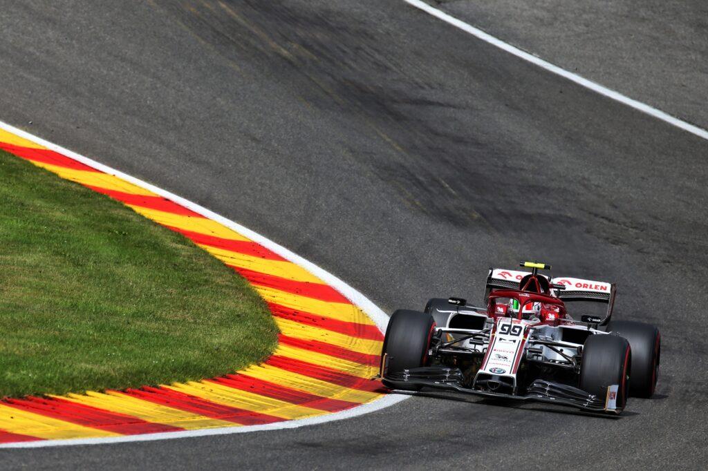 F1 | La FIA indaga sull'incidente di Giovinazzi a Spa