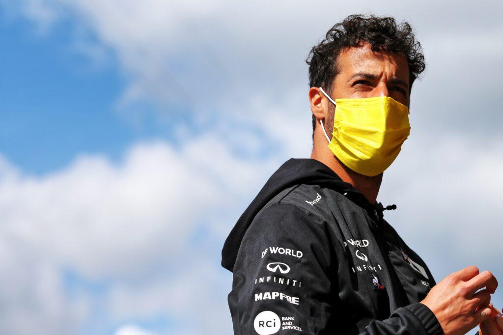 """F1   Renault, Ricciardo: """"Monza è una delle mie piste preferite"""""""